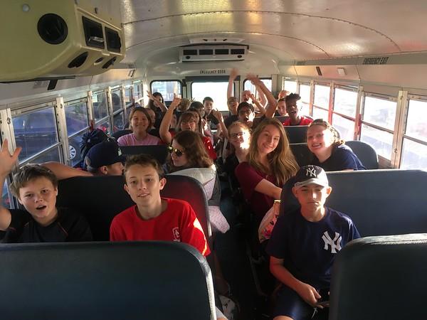 7th & 8th Grade Retreat 2017