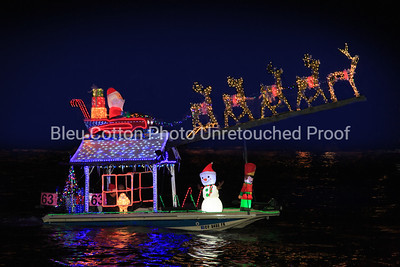 Newport Beach Boat Parade & Ring of Lights