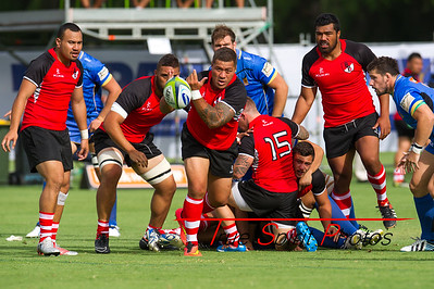SupeRugby Trial Match #2 Western Force vs Asia Pacific Dragons 31.01.2015