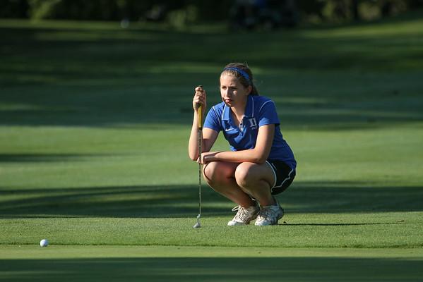 DHS Girls Golf 08-14-2014