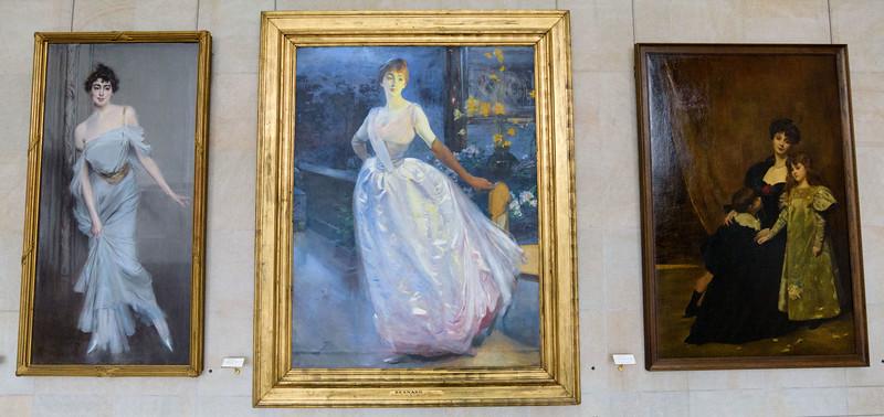 Paul Albert Besnard, Madame Roger Jourdain, 1886