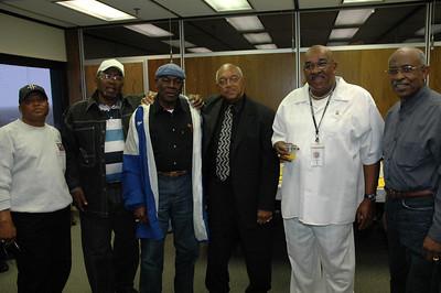 AJ Jones Retirement from City of Wichita April 25, 2007