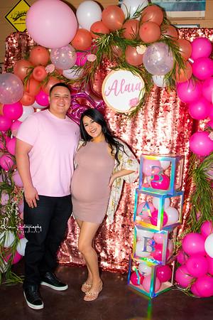 Selena baby shower