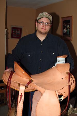 Kyle's Saddle