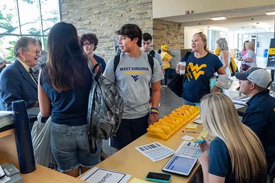 35866 WVU Move In Day August 2019