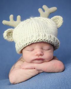 Tate Newborn Peeks