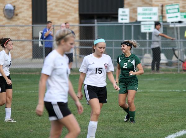 2015 Girls Soccer Sectional