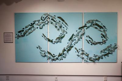 US Art Gallery - Ceramic Wave 1-6-20