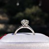 1.32ct Old European Cut Solitaire by Vatche, GIA I VS 18