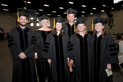 Graduate Degree Ceremony - May 13, 2010