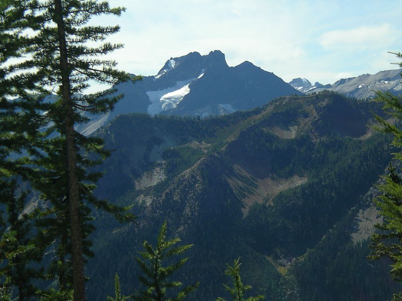 Buck Mountain.