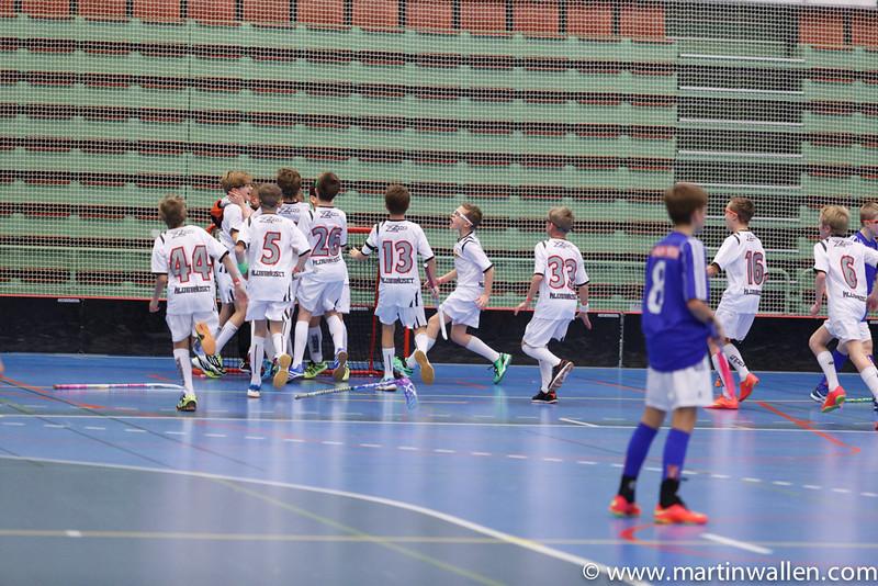 Vinst! Rydboholms SK vs Floda IBK, Coop Forum Cup 2015.