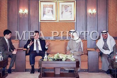Их Хурлын дарга М.Энхболд Кувейт Улсад албан ёсны айлчлал хийж байна