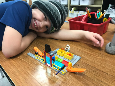 Lego League Jr. 2018