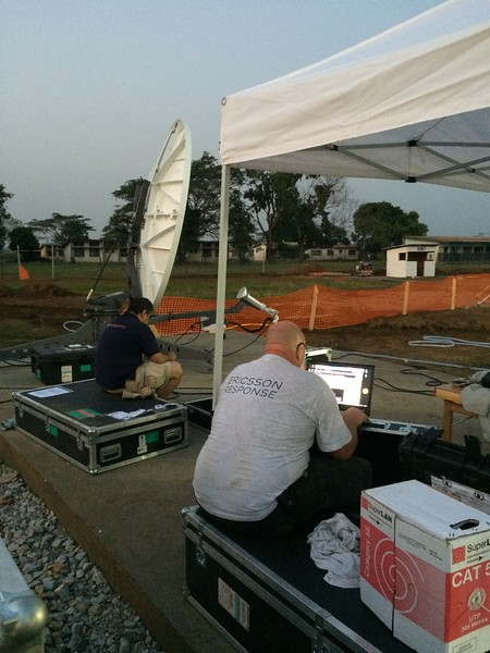 West Africa Ebol Response