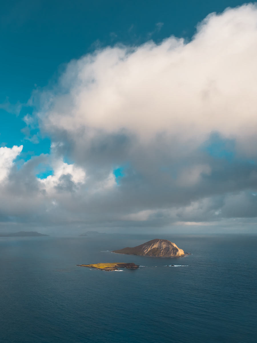Travel Photography - Hawaii. O'ahu. Makapu'u Point