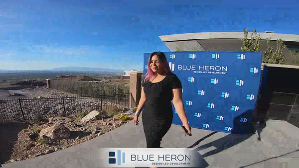 Blue Heron - Vegas Modern 001 - 360 Videos