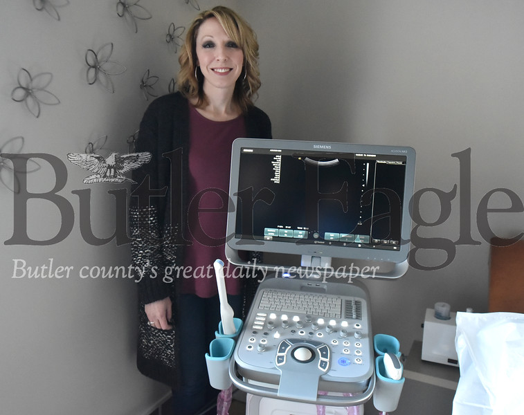 Life Choices in Butler gets a new ultrasound machine