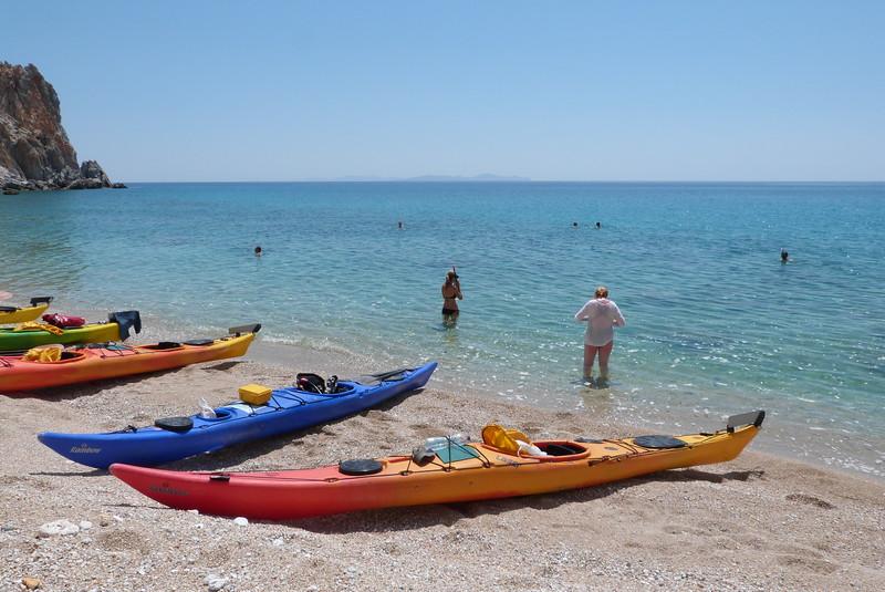 Firlingos Beach, Milos