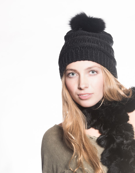 Alaska Fur hat/scarf