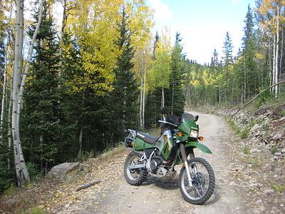 Fall Color ride 9-20-09