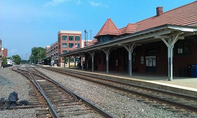 Manassas Museum and Railroad Depot