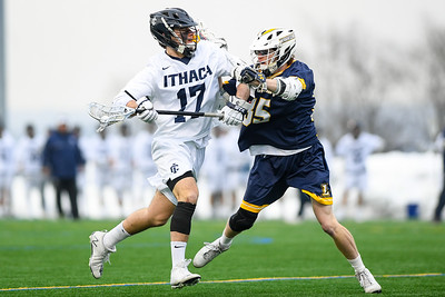 NCAA MLax: Lycoming at IC; 2/25/20