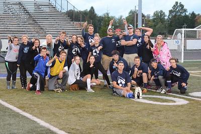 Bomber Games: Seniors vs. Sophomores Soccer (10/6)