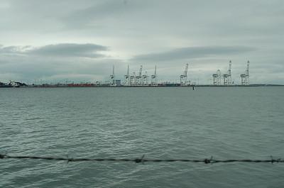 overtocht naar Vancouver Island