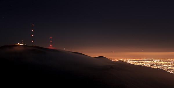 Mission Peak Full Moon Perigee