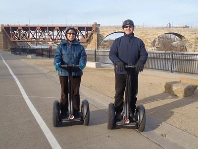 Minneapolis: November 11-21, 2012
