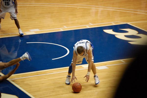 2005-11-12 Duke Hoops - NCCU
