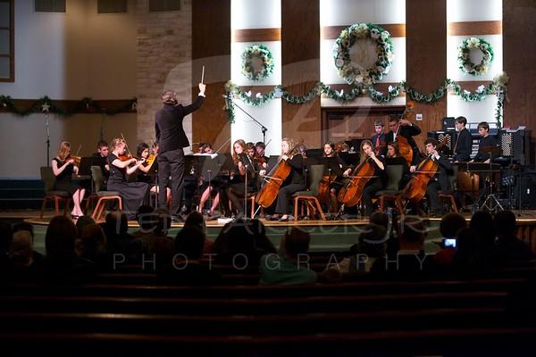 Fine Arts Christmas Concerts