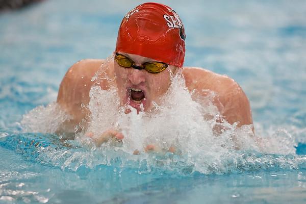 Mens Swimming November 13, 2010
