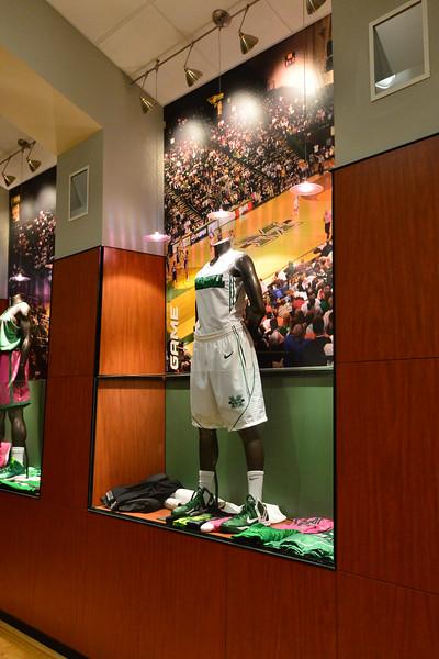 MU Women's Basketball Locker Room-May 2015