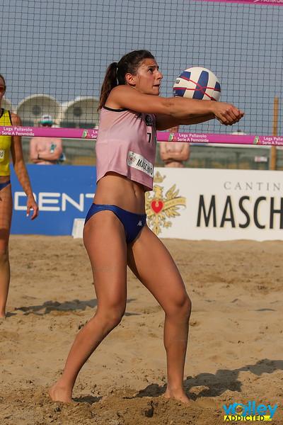 Lega Volley Summer Tour 2019 26^ Scudetto di Sand Volley 4x4 Semifinali e Finali Lignano Sabbiadoro (UD) - Domenica 21 luglio 2019