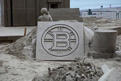 Revere Sand Sculpture Festival