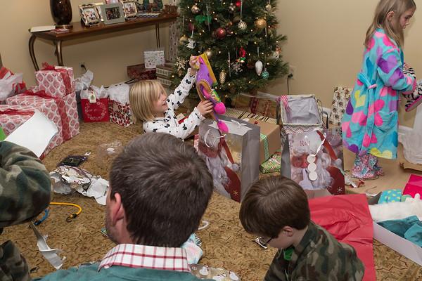 Christmas Eve Collier's 2013