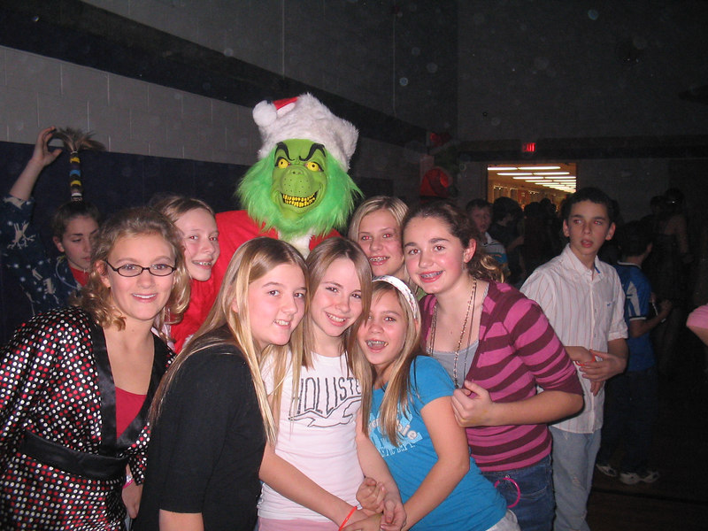 Vermillion Middle School Dance
