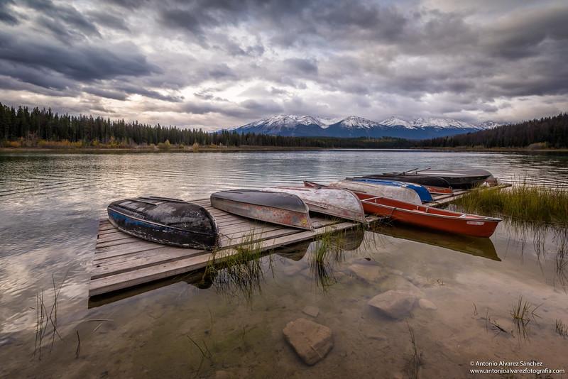 Lago Patricia / Patricia lake