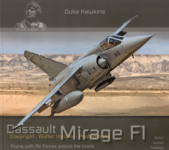 Aircraft in Detail 010 - Mirage F1
