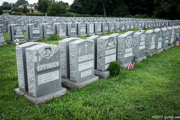 Saint Peter's Cemetery Staten Island 2013