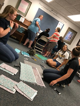 2017-05-31 YW Service project activity