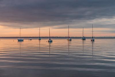 Long Island Sunrises