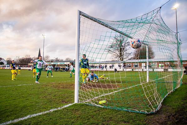North Ferriby United v Gosport Borough