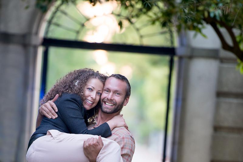 Chris & Janell Engagement
