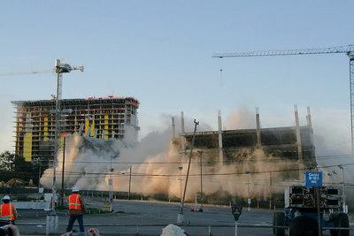 Intel Shell Demolition