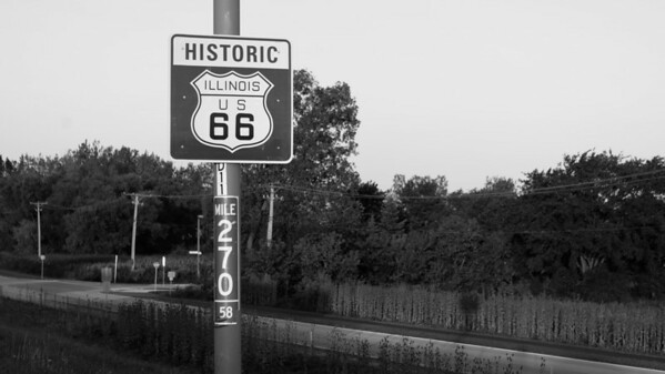 Route 66  Fall of 2010