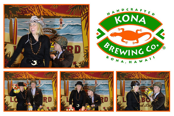 Kona Brewing Launch Party January 9, 2013