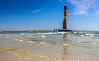 Morris Island Lighthouse South Carolina 2015